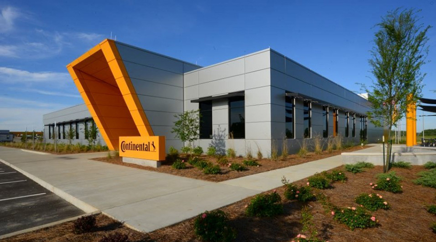Continental Tire Training Center