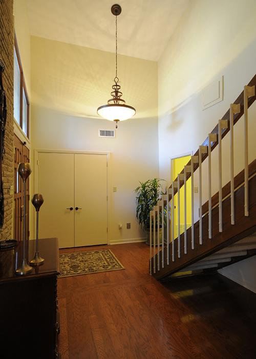 Jackson State University President's Home