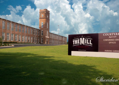 The Mill at Mississippi State University