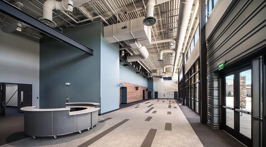 Pinelake Student Center