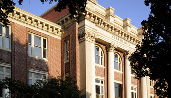 Millsaps College Murrah Hall