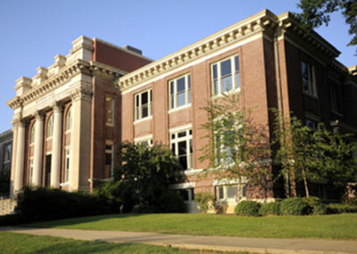 Millsaps College – Murrah Hall