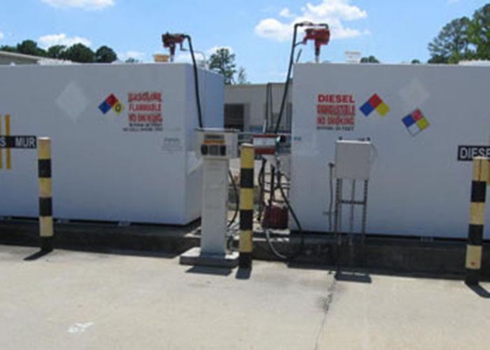POL Flight Fuels Facility
